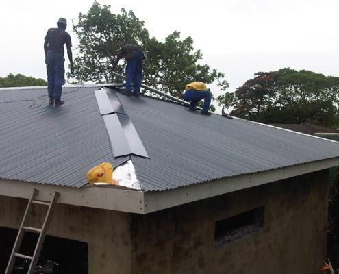 Chromadek Roofing Roofix Roof Repairs Gauteng Pretoria